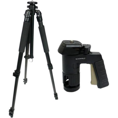 Field Optics Research MT05 Tripod Pistol Grip Carbon Fiber Kit