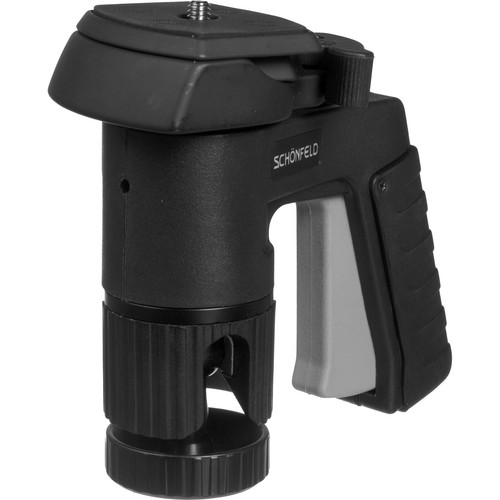 Schonfeld PG01 Pistol Grip Tripod Head