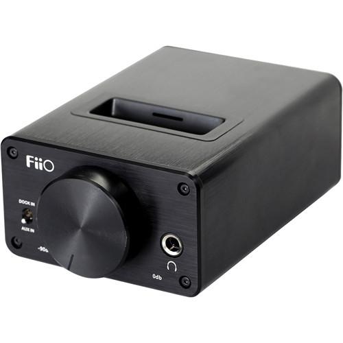 FiiO E09K Desktop Headphone Amplifier with E17 Dock In