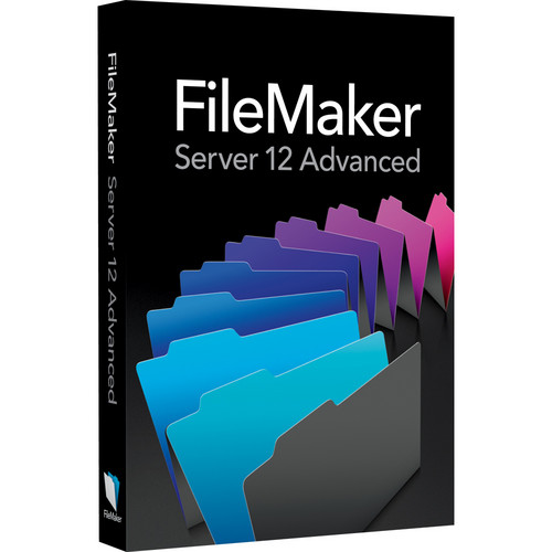 FileMaker FileMaker Server 12 Advanced