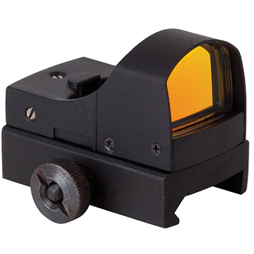 Firefield Micro Reflex Sight (3 MOA Red Dot Illuminated Reticle, Matte Black)