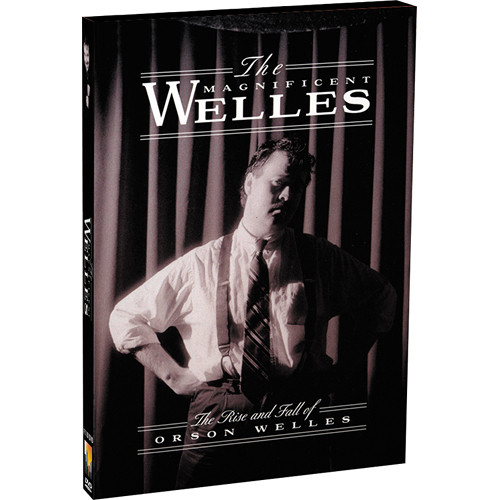 First Light Video DVD: The Magnificent Welles