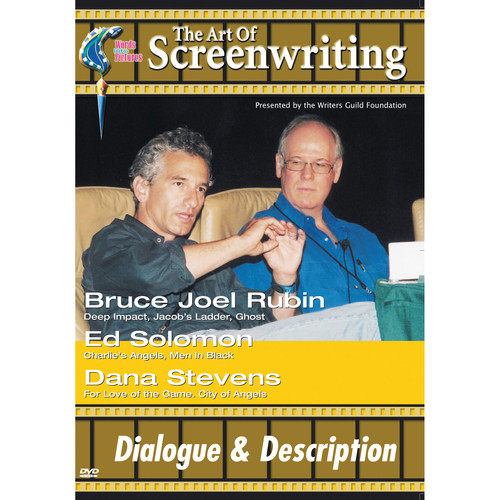 First Light Video DVD: Writing: Dialogue & Description