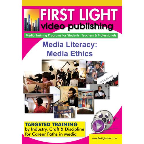 First Light Video DVD: Media Literacy: Ethics