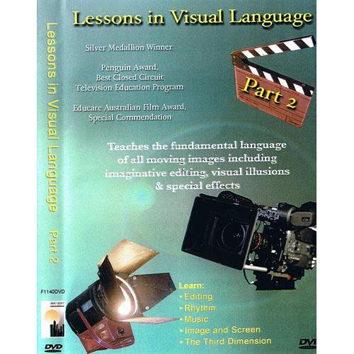 First Light Video DVD: Lessons in Visual Language: Part 2 by Peter Thompson
