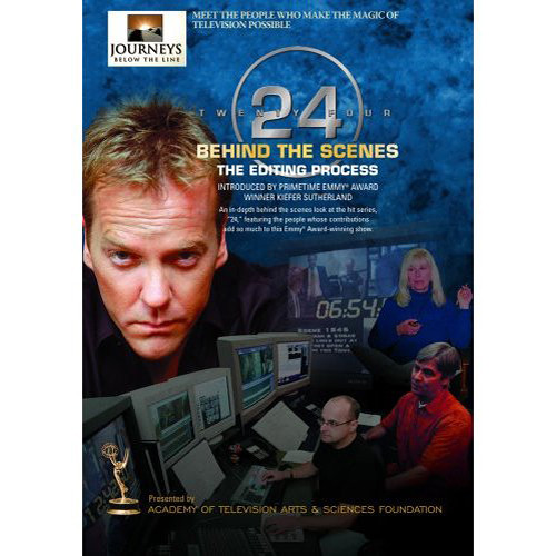 First Light Video The Editing Process of 24 Training DVD