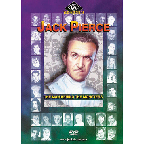 First Light Video DVD: Jack Pierce - The Man Behind The Monsters