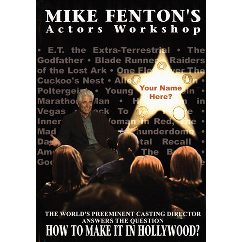 First Light Video DVD: Mike Fenton's Actors Workshop