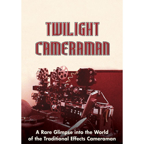 First Light Video DVD: Twilight Cameraman