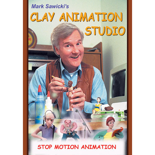 First Light Video Stop Motion Animation Training DVD