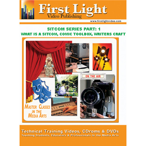 First Light Video DVD: Sitcom Series Part 1
