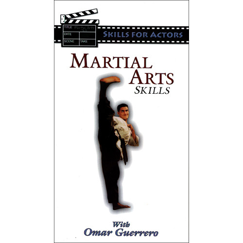 First Light Video DVD: Martial Art Skills & Fight Techniques with Omar Guerrero