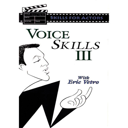 First Light Video DVD: Voice Skills III with Eric Vetro