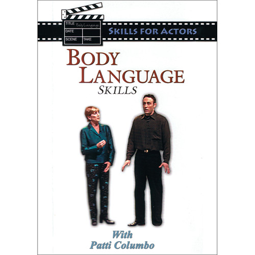 First Light Video DVD: Skills for Actors: Body Language Skills with Patti Colombo