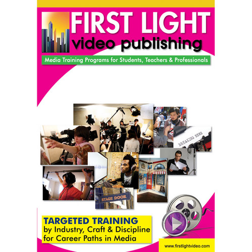 First Light Video CD-ROM: Adobe Premiere 6.5 Training