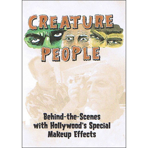 First Light Video DVD: Creature People