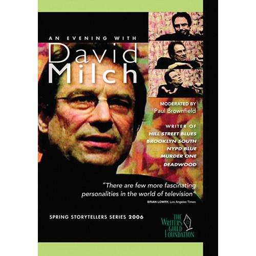 First Light Video DVD: David Milch