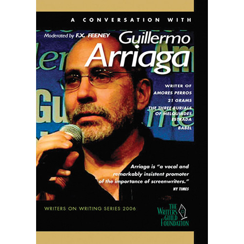 First Light Video DVD:  Guillermo Arriaga