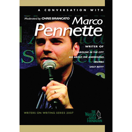 First Light Video DVD: Marco Pennette