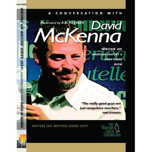 First Light Video DVD: David McKenna