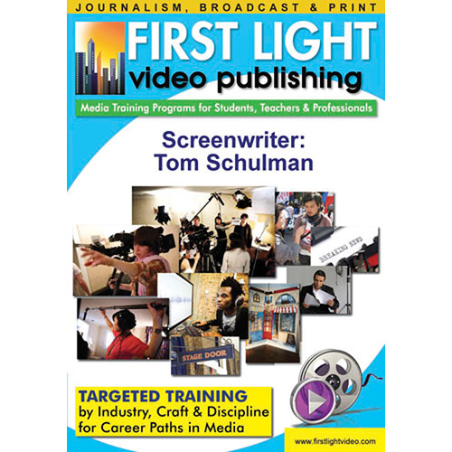 First Light Video DVD: Screenwriter: Tom Schulman