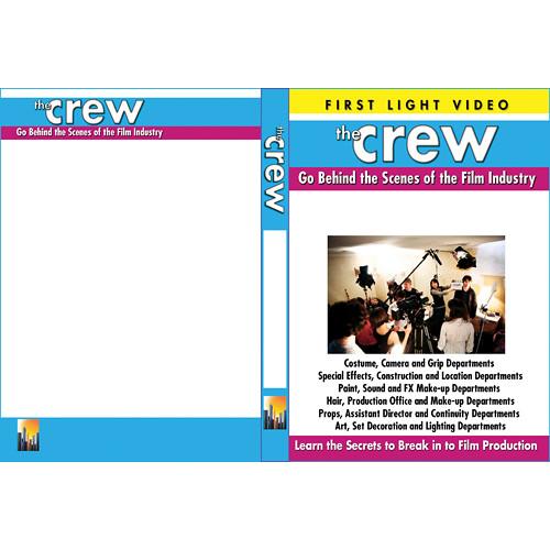 First Light Video DVD: Costume, Camera & Grip Departments