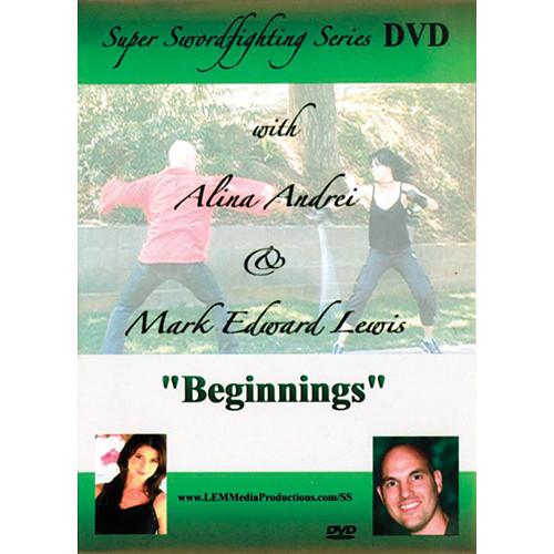 First Light Video DVD: Super Swordfighting Series: Beginnings