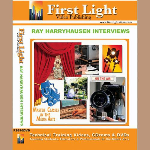 First Light Video DVD: Ray Harryhausen: The Master of Animation