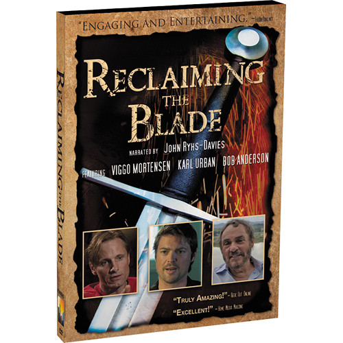 First Light Video DVD: Reclaiming the Blade with Bob Anderson