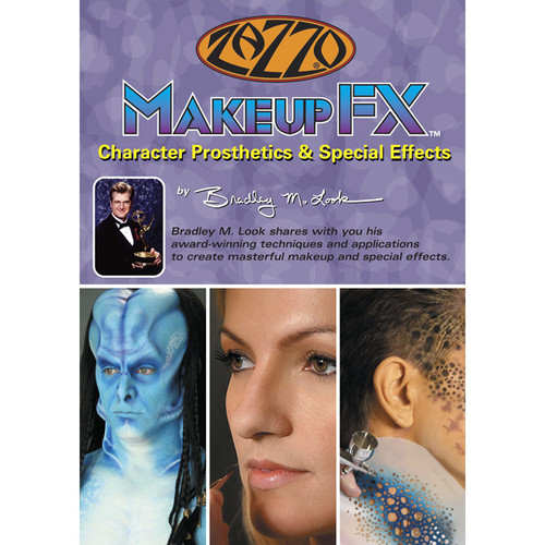 First Light Video DVD: MakeUP FX Character Prosthetics & Special Effects