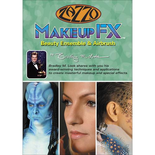 First Light Video DVD: MakeUP FX Beauty Ensemble & Airbrush