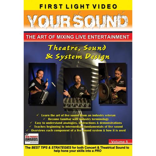 First Light Video DVD: Theatre Sound & System