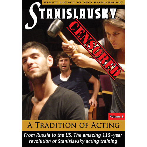 First Light Video DVD: A Tradition of Acting - Volume 1
