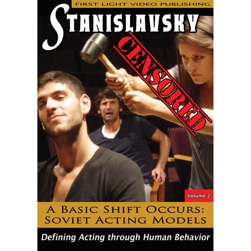 First Light Video DVD: A Basic Shift Occurs: Soviet Acting Models - Volume 2