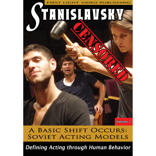 First Light Video DVD: A Basic Shift Occurs: Soviet Acting Models - Volume 2