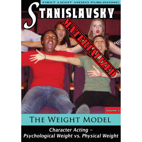 First Light Video DVD: The Weight Model - Volume 3