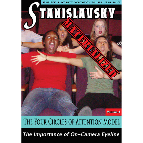 First Light Video DVD: The Four Circles of Attention Model - Volume 4