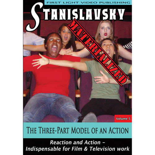 First Light Video DVD: The Three-Part Model of Action - Volume 5