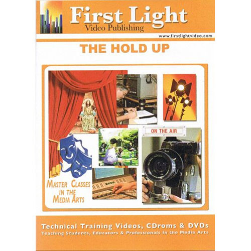 First Light Video The Hold Up CDROM (Non-Synced Audio Clips)