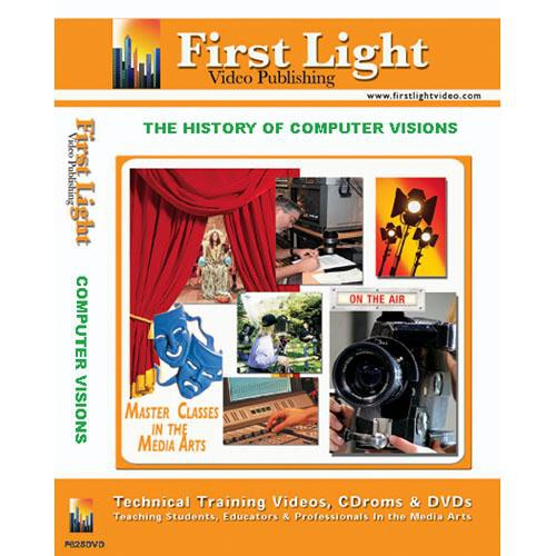 First Light Video DVD: Computer Visions by Ray Tracy