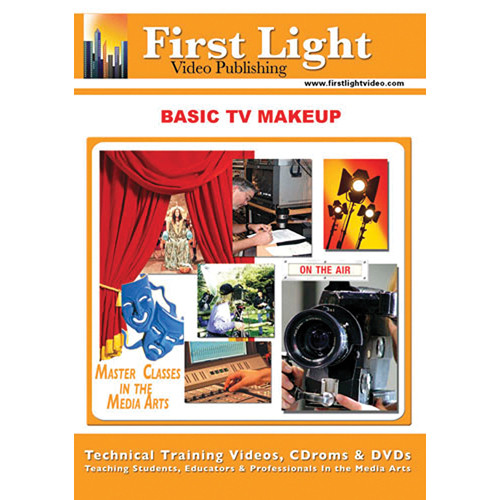 First Light Video DVD: Basic TV Makeup with Dawn Swayne