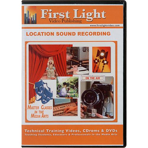 First Light Video Location Sound Recording