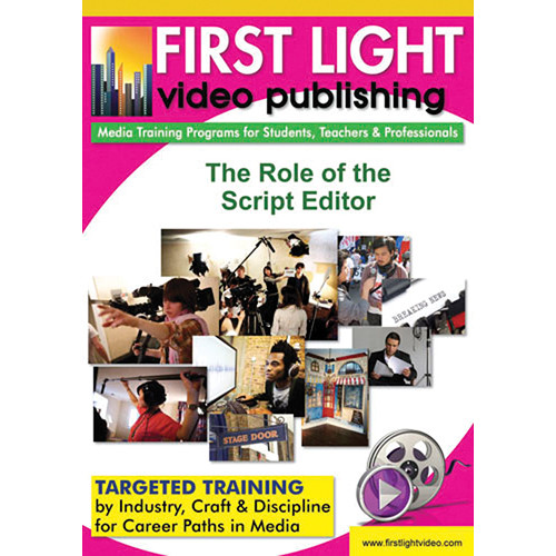 First Light Video DVD: The Role of The Assistant Editor