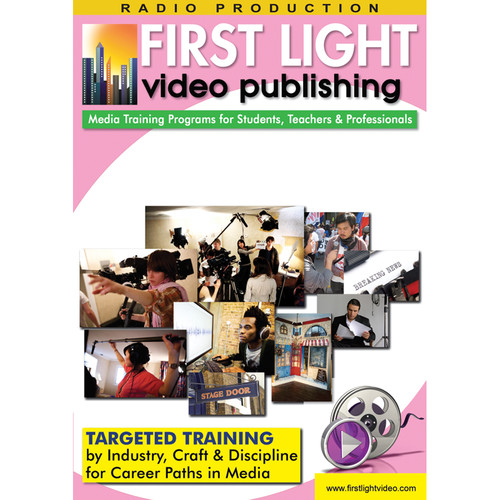 First Light Video DVD: Radio Drama with Shaun Mclaughlin