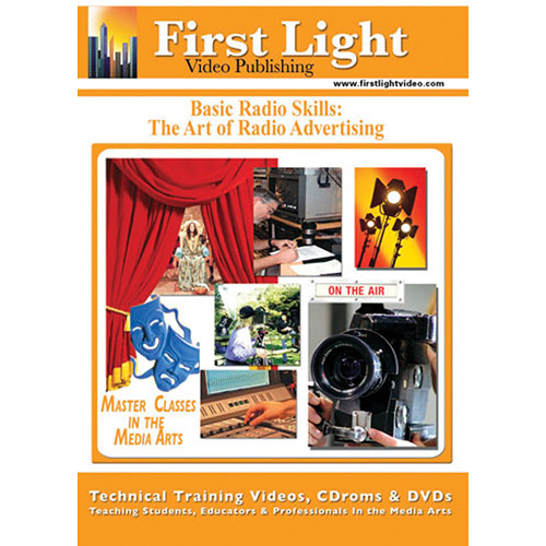 First Light Video DVD:  The Art of Radio Advertising