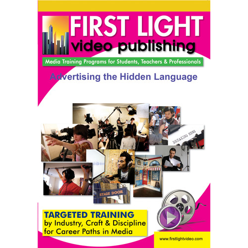 First Light Video DVD: Advertising the Hidden Language by Dr. Philip Bell