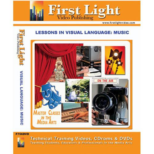 First Light Video DVD: Lessons In Visual Language: Music by Bruce Smeaton