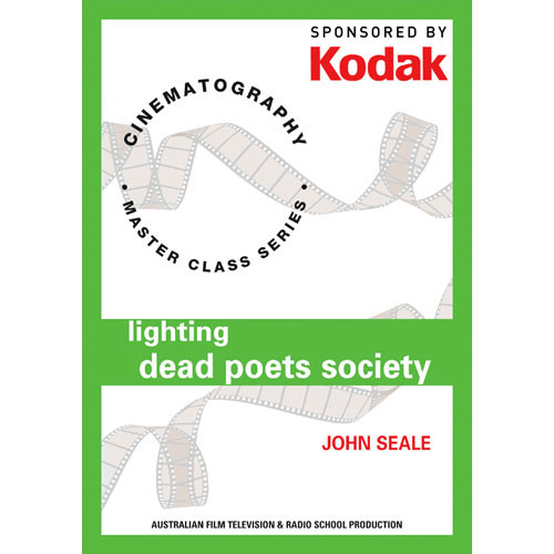 First Light Video DVD: Lighting Dead Poets Society With John Seale