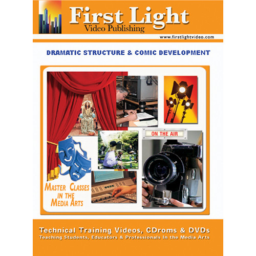 First Light Video DVD: Sitcom Series: Dramatic Structure & Comic Development