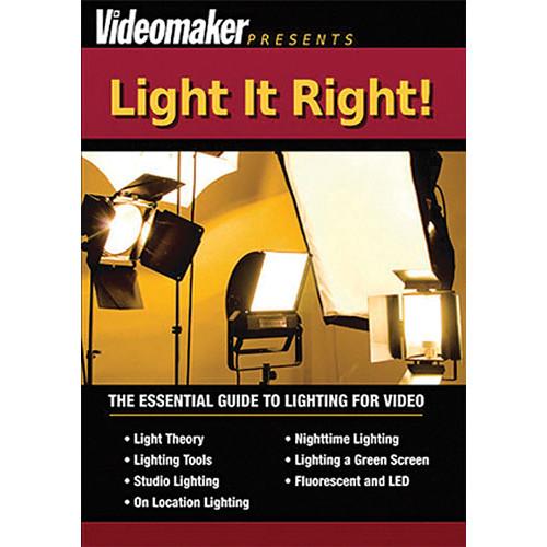 First Light Video DVD: Light it Right